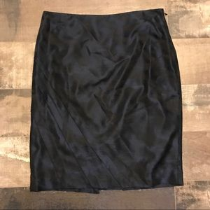 Ann Taylor- pleated skirts- size 4